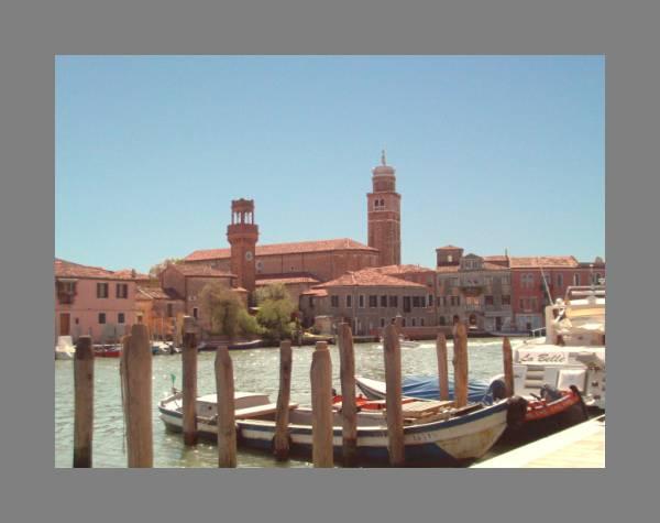 Ile de Murano - Vue depuis Rivalonga